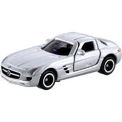 トミカ 箱091 メルセデスベンツSLS AMG(1コ入)(発送可能時期:3-7日(通常))[電車・ミニカー]