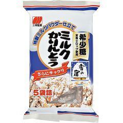 ミルクかりんとう(100g)(発送可能時期:1週間-10日(通常))[和菓子]