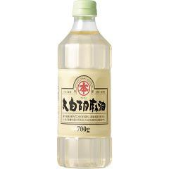 マルホン 太白胡麻油(700g)(発送可能時期:1週間-10日(通常))[胡麻油]