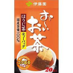 お〜いお茶 ほうじ茶 ティーバッグ(2.0g*20袋入)(発送可能時期:1週間-10日(通常))[ほうじ茶]
