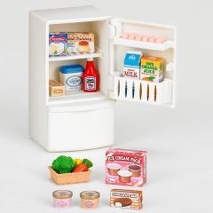 シルバニアファミリー カ-415 冷蔵庫セット(1セット)(発送可能時期:3-7日(通常))[人形]