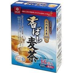 はくばく 国内産大麦100%使用 香ばし麦茶(8g*16袋入)(発送可能時期:1週間-10日(通常))[麦茶]
