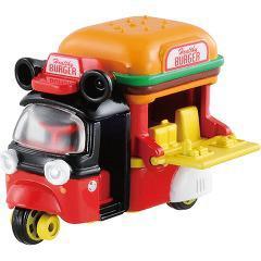 トミカ ディズニーモータース DM-04 ドゥービー バーガーショップ ミッキーマウス(1コ入)(発送可能時期:3-7日(通常))[電車・ミニカー]