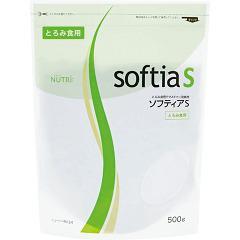 ソフティアS とろみ食用 スタンドパック(500g)(発送可能時期:1週間-10日(通常))[とろみ調整食品]