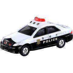 トミカ 箱110 トヨタ クラウン パトロールカー(1コ入)(発送可能時期:3-7日(通常))[電車・ミニカー]
