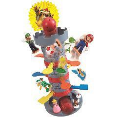 スーパーマリオ ぶっ飛び!タワーゲーム(1コ入)(発送可能時期:3-7日(通常))[ベビー玩具・赤ちゃんおもちゃ その他]