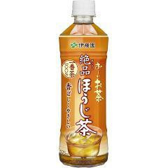 お〜いお茶 絶品ほうじ茶(525mL*24本入)(発送可能時期:1週間-10日(通常))[ほうじ茶]