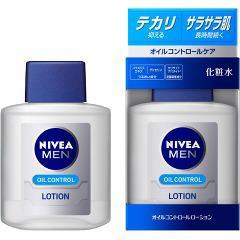ニベアメン オイルコントロールローション(100mL)(発送可能時期:3-7日(通常))[男性用 化粧水]