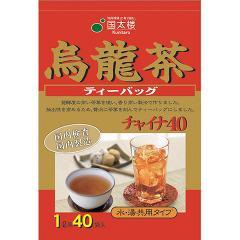 国太楼 ウーロン茶 チャイナ40 ティーバッグ(40袋入)(発送可能時期:1週間-10日(通常))[烏龍茶(ウーロン茶)]