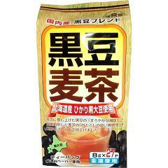 健茶館 国内産黒豆麦茶(8g*27包)(発送可能時期:1週間-10日(通常))[麦茶]