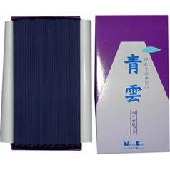 青雲 バイオレット バラ詰(内容量約155g、総重量約203g)(発送可能時期:3-7日(通常))[線香]
