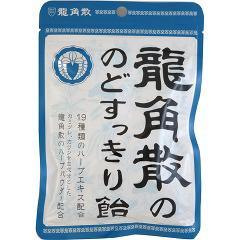 龍角散ののどすっきり飴 袋(88g)(発送可能時期:1週間-10日(通常))[ハーブキャンディー]