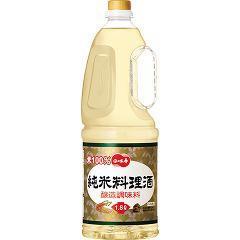 純米料理酒(1.8L)(発送可能時期:1週間-10日(通常))[みりん風調味料]