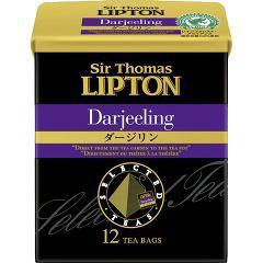 サー・トーマス・リプトン ダージリン ティーバッグ(12包)(発送可能時期:3-7日(通常))[紅茶のティーバッグ・茶葉(ストレート)]