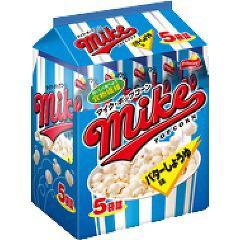 マイクポップコーン バターしょうゆ味(16g*5袋入)(発送可能時期:3-7日(通常))[スナック菓子]