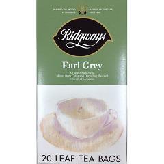 リッジウェイ アールグレイ(20包)(発送可能時期:3-7日(通常))[紅茶のティーバッグ・茶葉(ストレート)]