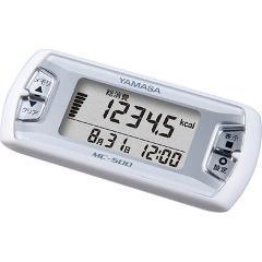 活動量計 マイカロリー MC-500 ホワイト(1台)(発送可能時期:3-7日(通常))[歩数計]