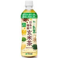 【機能性表示食品】お〜いお茶 日本の健康 玄米茶(500mL*24本入)(発送可能時期:1週間-10日(通常))[玄米茶]