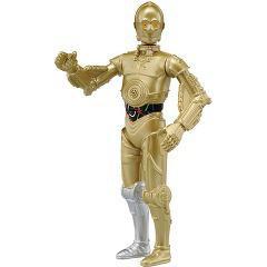 【在庫限り】スター・ウォーズ メタコレ #04 C-3PO(1コ入)(発送可能時期:3-7日(通常))[人形]