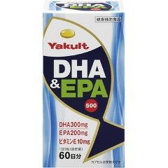 ヤクルト DHA&EPA500(300粒)(発送可能時期:3-7日(通常))[DHA EPA]
