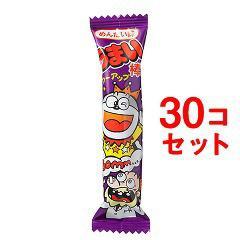うまい棒 めんたい味(1本入*30コセット)(発送可能時期:3-7日(通常))[スナック菓子]