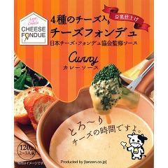 豆乳チーズフォンデュ カレー(120g)(発送可能時期:1週間-10日(通常))[ソース]