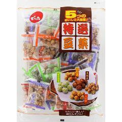 特選豆菓(340g)(発送可能時期:3-7日(通常))[豆菓子]