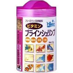ひかり FD ビタミン ブラインシュリンプ(12g)(発送可能時期:3-7日(通常))[観賞魚用 餌(エサ)]