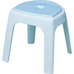 フロート お風呂椅子 クッション付 ブルー N35(1コ入)(発送可能時期:3-7日(通常))[風呂イス]