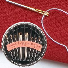 糸がカンタンに通る針(1セット)(発送可能時期:3-7日(通常))[裁縫用品]