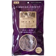 馬肉五膳 レギュラー(200g)(発送可能時期:3-7日(通常))[犬のおやつ・サプリメント]