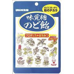 味覚糖のど飴 袋(90g)(発送可能時期:1週間-10日(通常))[ハーブキャンディー]