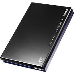 TV録画/PC記録対応ポータブルハードディスク 500GB HDPC-UT500KE(1コ入)(発送可能時期:3-7日(通常))[情報家電 その他]