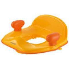 ポッティス 補助便座R オレンジ(1台)(発送可能時期:1週間-10日(通常))[ベビー用補助便座]
