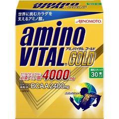 アミノバイタル ゴールド(4.7g*30本入)(発送可能時期:3-7日(通常))[アミノ酸 パウダー]