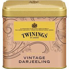 トワイニング クオリティ ビンテージダージリン(100g)(発送可能時期:3-7日(通常))[紅茶のティーバッグ・茶葉(ストレート)]