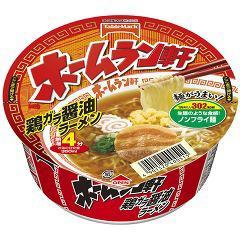 ホームラン軒 鶏ガラ醤油ラーメン(1コ入)(発送可能時期:3-7日(通常))[カップ麺]