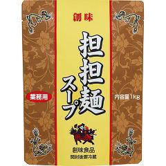 創味食品 担担麺スープ(1kg)(発送可能時期:1週間-10日(通常))[中華調味料]