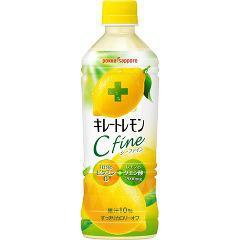 キレートレモン Cファイン(500mL*48本)(発送可能時期:1週間-10日(通常))[ビタミンドリンク]【送料無料】