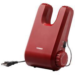 TWINBIRD くつ乾燥機 SD-4546R レッド(1台)(発送可能時期:3-7日(通常))[除湿機・乾燥機]