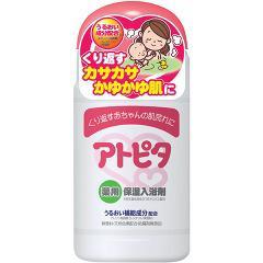 アトピタ 薬用入浴剤(500g)(発送可能時期:3-7日(通常))[ベビー入浴剤]