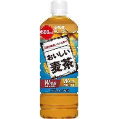 ダイドー おいしい麦茶(600mL*48本)(発送可能時期:1週間-10日(通常))[麦茶]【送料無料】