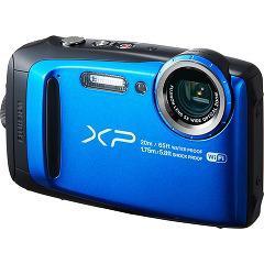 富士フイルム ファインピックス XP120 ブルー(1台)(発送可能時期:1週間-10日(通常))[生活用品 その他]