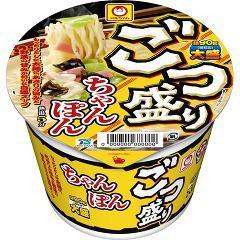 マルちゃん ごつ盛り ちゃんぽん(1コ入)(発送可能時期:3-7日(通常))[カップ麺]