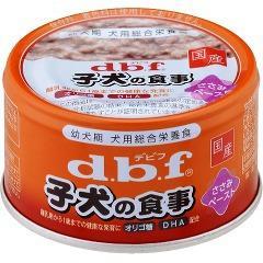 デビフ 子犬の食事 ささみペースト(85g)(発送可能時期:3-7日(通常))[ドッグフード(ウェットフード)]
