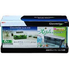 グラステリアスリム450 6点セット(1セット)(発送可能時期:3-7日(通常))[水槽]