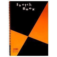 図案シリーズ スケッチブック A4(1冊)(発送可能時期:3-7日(通常))[文房具 その他]