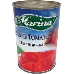 Marina イタリア産ホールトマト(400g)(発送可能時期:1-5日(通常))[トマト缶]