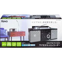エルパ ラジオカセットレコーダー ADK-RCR200MW(1台)(発送可能時期:3-7日(通常))[ラジカセ]