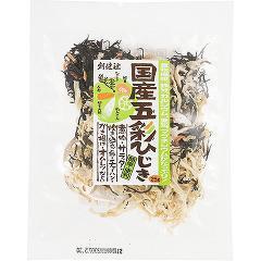 創健社 国産五彩ひじき(25g)(発送可能時期:1週間-10日(通常))[乾物]